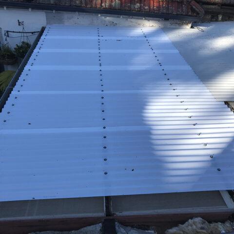 Polycarbonate Roof Leichhard